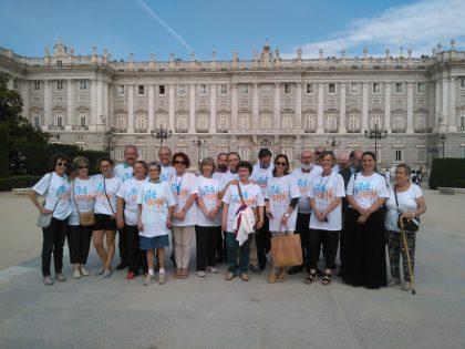 Paseos que curan, Respirando Madrid con los pacientes